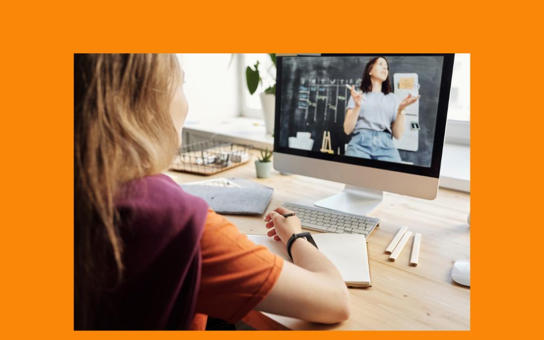 Sneak Preview: Online lesgeven, zo doe je dat!